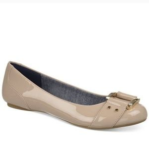 Dr. Scholl's Frankie Flats in Taupe
